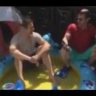 Jeremy Renner ALS Ice Bucket Challenge