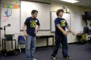 Me and CJ- Duet Acting- Districts 08′ CRITICS CHOICE!!!