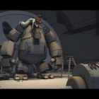 """CGI 3D Animated Short HD: """"Girl and Robot"""" – by The Animation Workshop"""