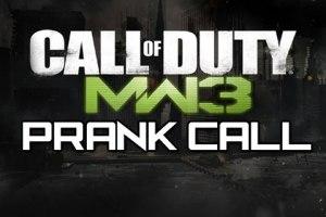 MW3 – Funny Prank Phone Call (Xbox Live Prank Phone Call)