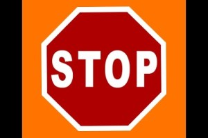 Photoshop Tutorial Create Stop Sign Board 2
